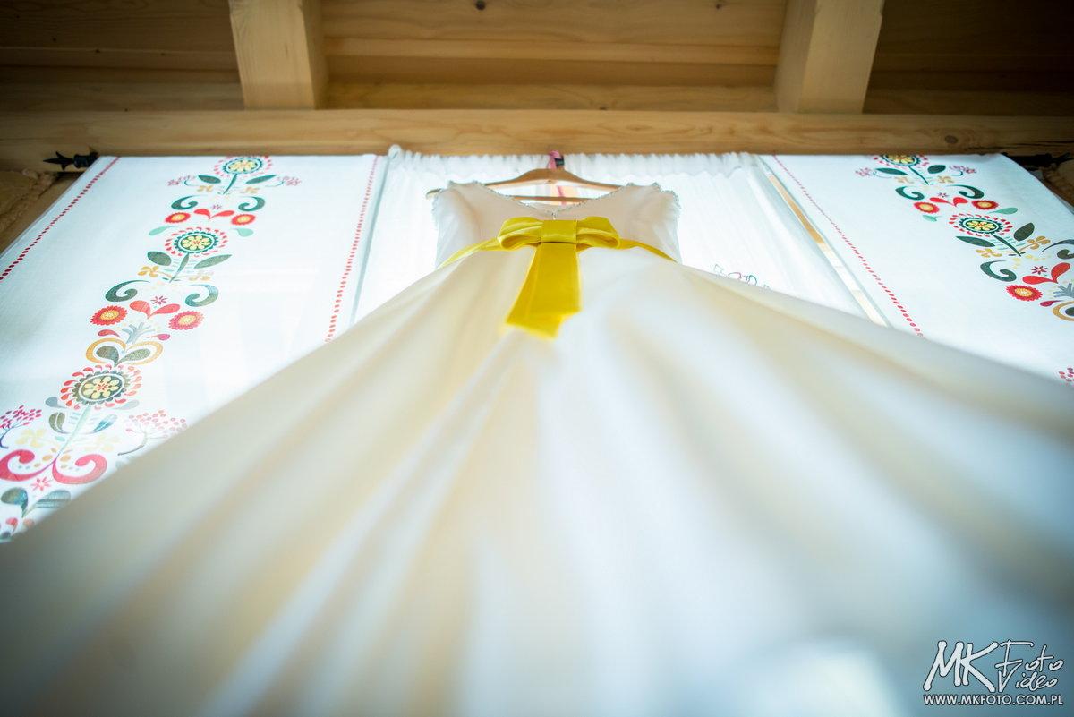 Suknia ślub wesele