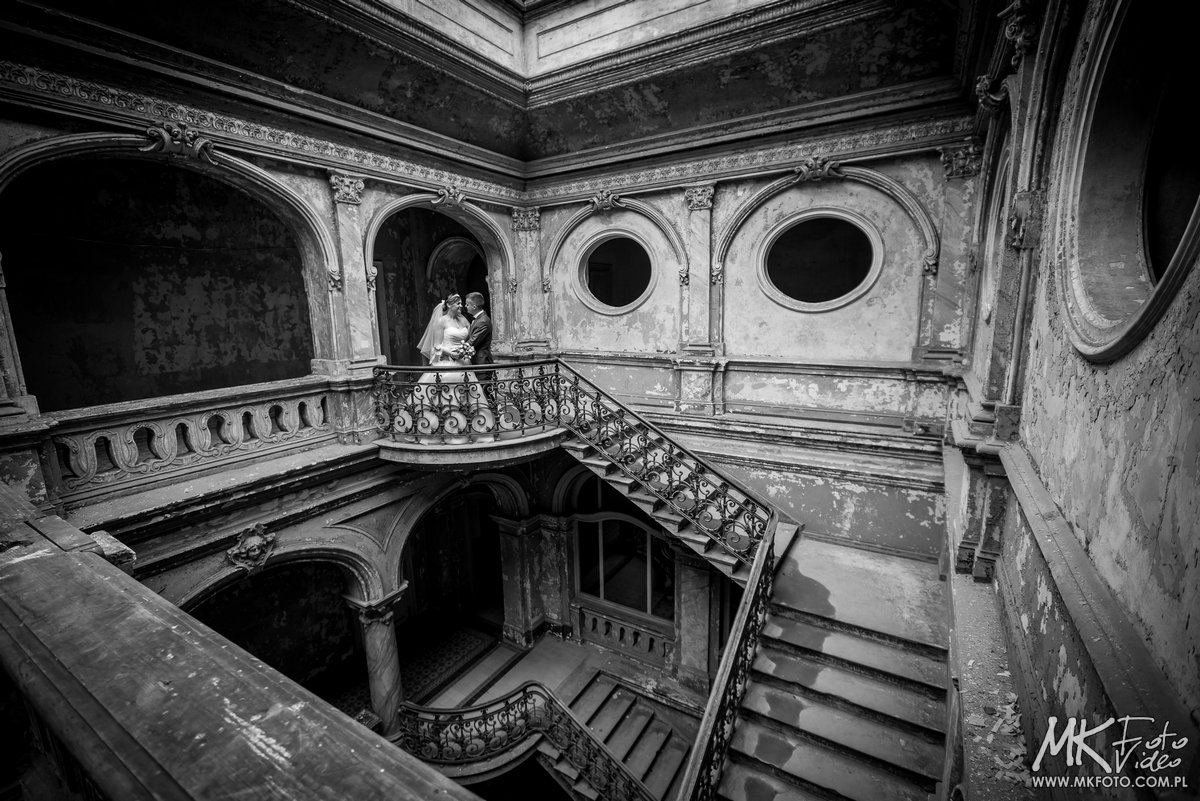 Wnętrze pałacu Krowiarki