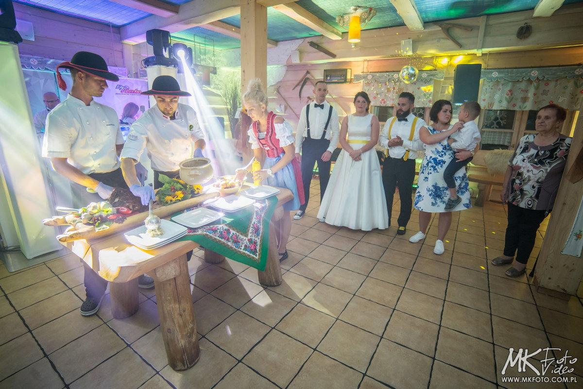 fotograf wesele karczma kubalonka