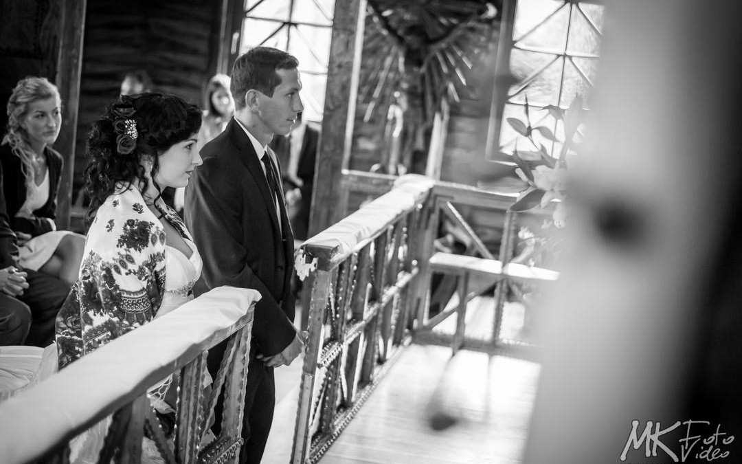 Ślub poza miejscem zamieszkania Pary Młodej.