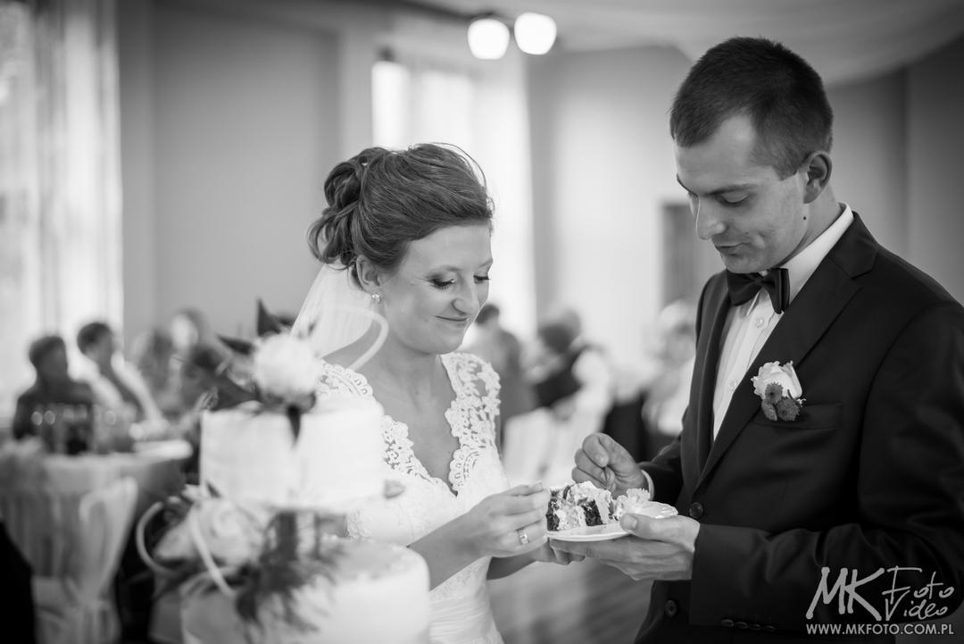 Fotografia ślubna Skoczów Brenna