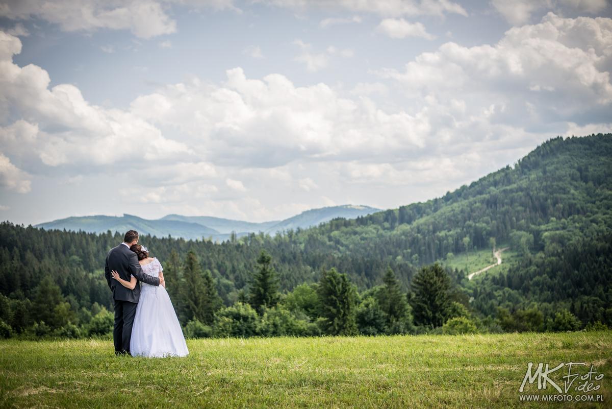 Fotografia ślubna Jeleśnia