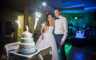 Fotografia ślubna Żywiec poglądowy reportaż z wesela w Restauracji Orchidea