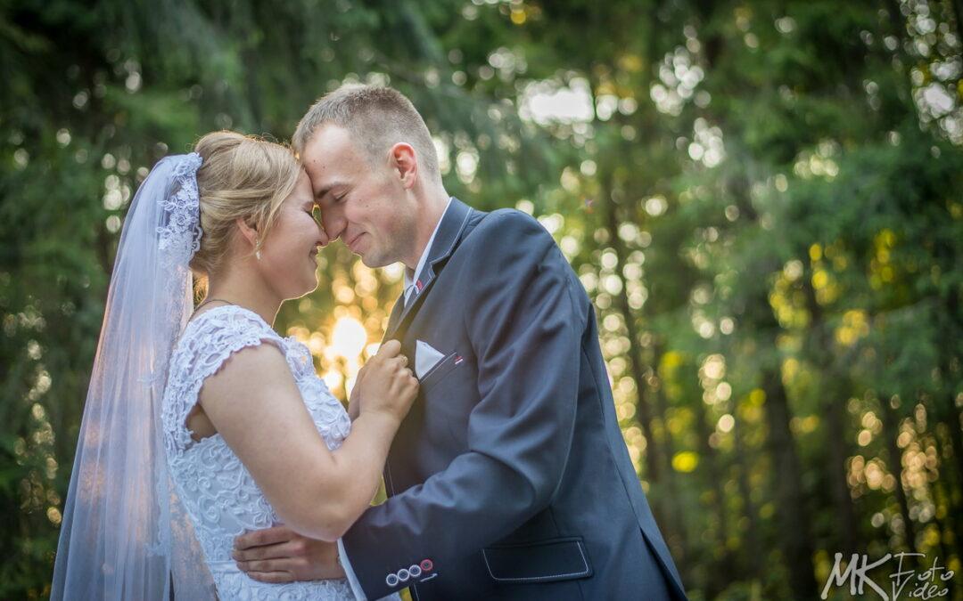 Kamerzysta Strumień filmowanie ślub wesele