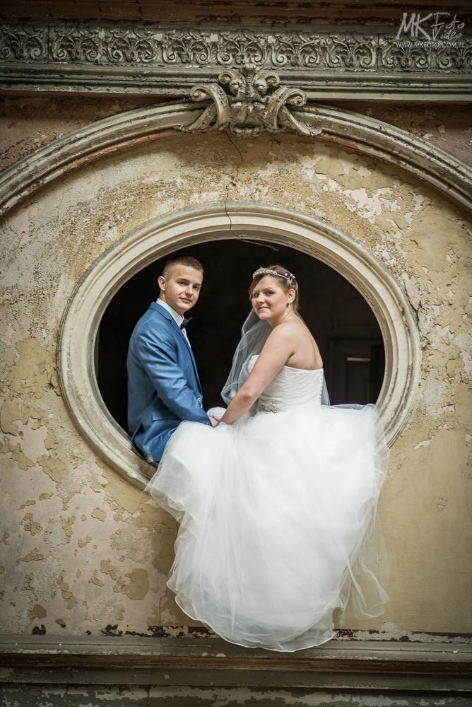 plener ślubny Krowiarki