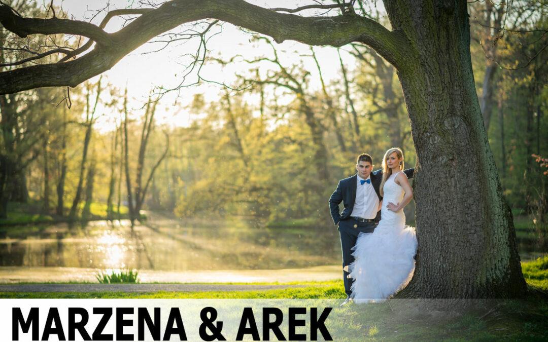 MARZENA & AREK – fotograf Skoczów, wesele Mewa Harbutowice