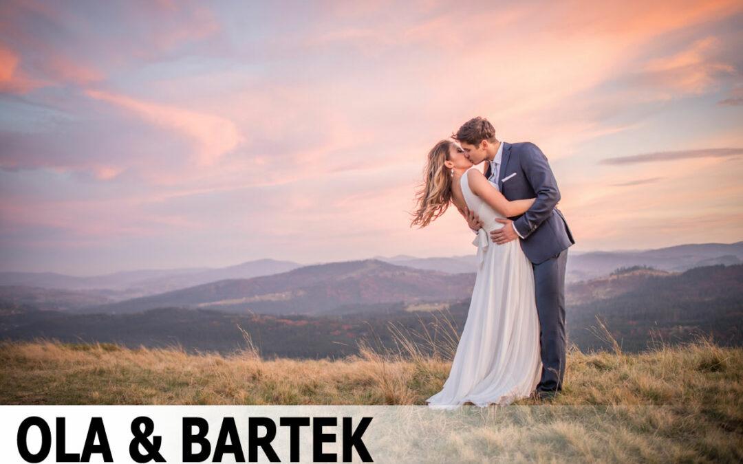 OLA & BARTEK – fotografia ślubna Katowice, Śląsk – Szyb Bończyk