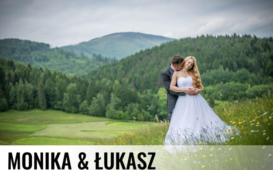 MONIKA & ŁUKASZ – Fotografia ślubna Bielsko Biała