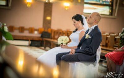 Fotograf Bielsko – klika ujęć ze ślubu Justyny i Grzegorza