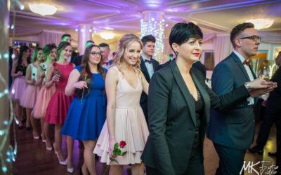 Studniówka 2017 Hotel Na Błoniach Zespół Szkół Gastronomicznych i Handlowych Bielsko Biała