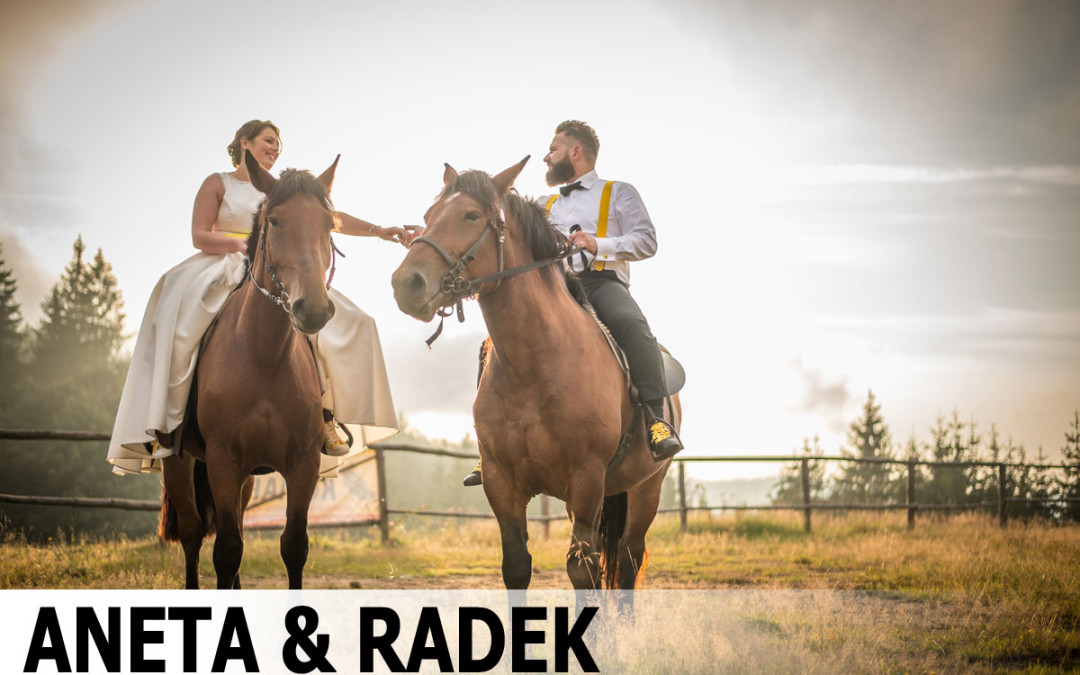 ANETA & RADEK – ślub i wesele Kubalonka, plener Beskidy