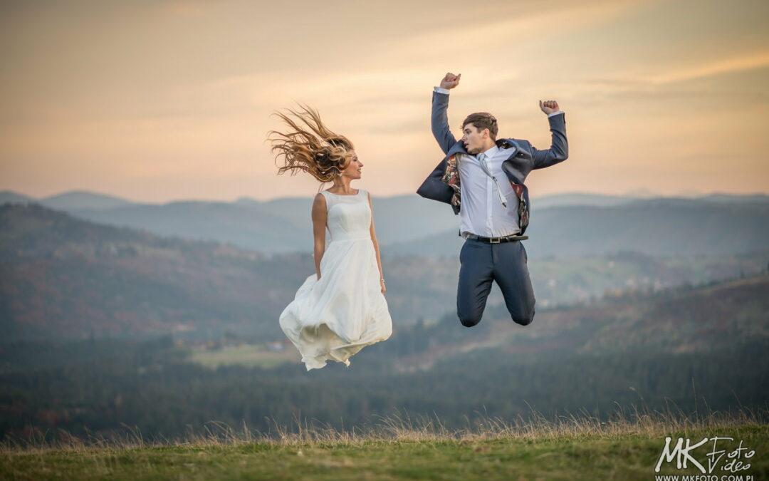 Fotografia ślubna Szczyrk zdjęcia wesele