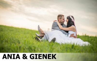 ANIA & GIENEK – Fotografia ślubna Żory fotograf dom weselny Paradise